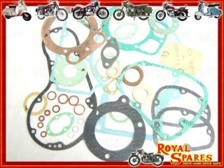 500cc Model New Complete Engine Gasket Overhaul Kit Bulletwala