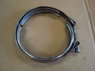 1999 SeaDoo Sea Doo GTX Limited 951cc Exhaust Hose Clamp 268
