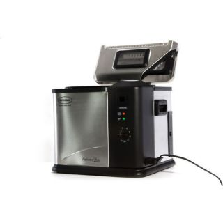Butterball Digital Electric Turkey Fryer Stainless Steel