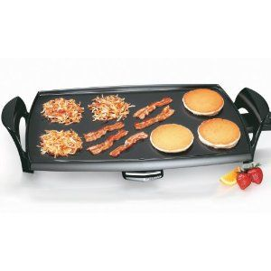 Presto 07039 Professional 22 Jumbo Electric Griddle