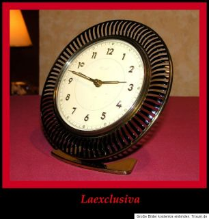 The Most Exclusive Art Deco Bauhaus Design Kienzle Desk Clock The Sun