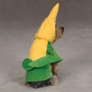 Dog s Corn on The Dog COB Halloween Costume Clothes Puppy Clothing Pet