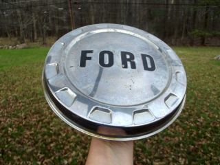 61 62 63 64 65 66 Ford Pickup Pick up Truck Hubcap OEM Original