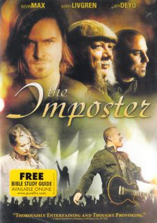 New SEALED Christian Family DVD The Imposter Kevin Max Kerry Livgren