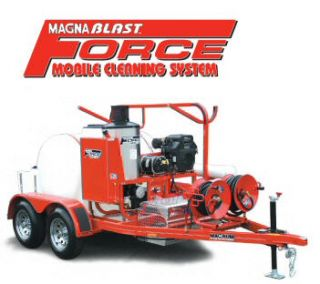 Magnablast Force Pressure Washer Factory Direct