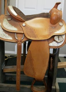 USED WESTERN HORSE TACK SHOW TAHOE WESTERN PLEASURE TRAIL RIDING