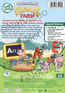 farm canadian release new dvd original title leap frog phonics farm