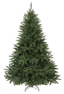 This Carolina Spruce artificial Christmas tree comes in several sizes