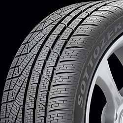 Winter Sottozero Serie II Run Flat 245 45 19 XL Tire Set of 4