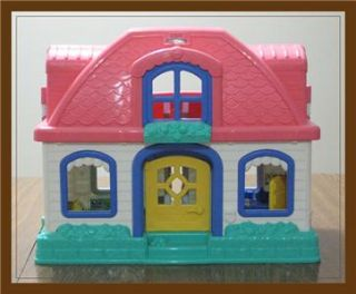 Fisher Price Little People Sweet Sounds Dollhouse