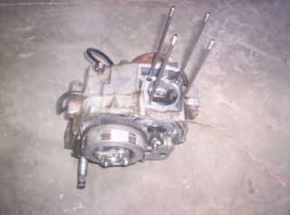 94 Honda XR80R XR 80 R Engine Motor Bottom End Clutch Transmission