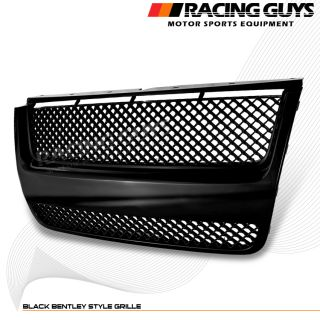 2006 2010 Ford Explorer XLT SUV New Black Style 1pc Front Grille Grill