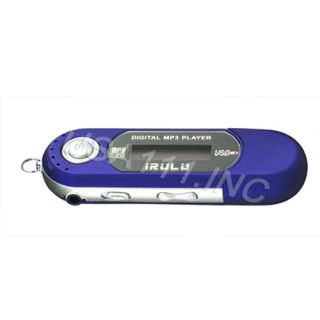 New 8g 8GB Blue  Digital Media Player USB Flash Drive FM Radio