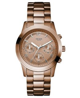 Guess Feminine Contemporary Chronograph Watch U14506L1