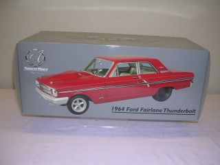 Muscle 1 18 scale 1964 Ford Fairlane Thunderbolt Diecast Replica NIB