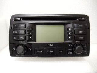 Ford Focus Blaupunkt  Radio CD Player 2003 2004