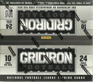 2012 13 Panini Gridiron Football Trading Cards New SEALED Box Free