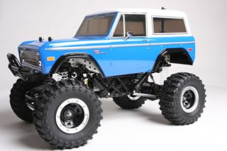 TAMIYA 1/10 RC ROCK CRAWLER FORD BRONCO CR 01 #58436 *SEALED*