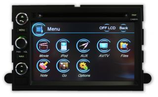 ford f150 04 08 gps navigation radio