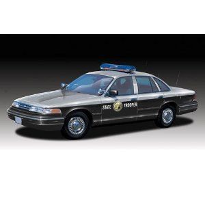 LINDBERG 1 25 SCALE FORD CROWN VICTORIA NORTH CAROLINA STATE POLICE