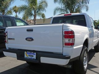 2002 2006 Ford Ranger Chrome Tail Light Covers