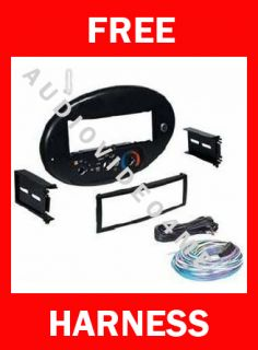 Car Stereo Radio Install Dash Kit 1997 1998 1999 Ford Taurus Sable 96