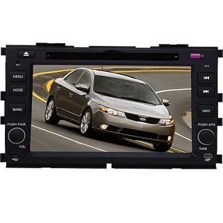 HD Car DVD TV Radio GPS Navigation Fr NOHAV 2010 KIA FORTE 08 11