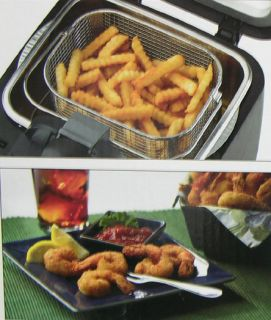 Waring Pro Cool Touch Professional Quality Deep Fryer
