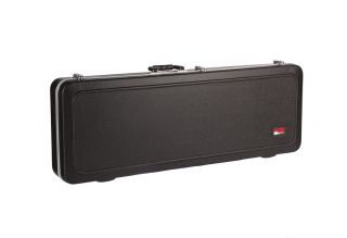 Heavy Duty Deluxe Electric Bass Guitar Hard Gig Case