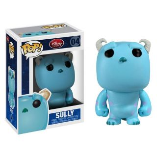Funko Disney POP Vinyl Figure Series 1   Monster Inc   Sulley