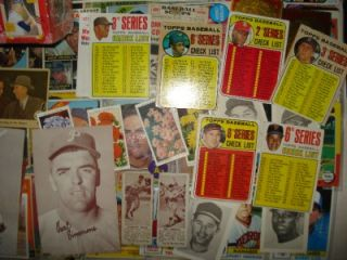 20 000 Cards Huge Lot 100 Pounds Sports Cards Clemente H Wagner Autos