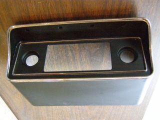 NOS 1970 1971 1972 1973 1974 Ford Maverick Radio Bezel