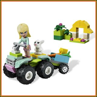 Lego Friends 3935 Stephanie's Pet Patrol Sets Mini Doll Figure Legos