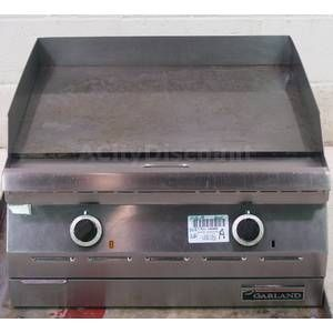 Used Garland Ed 24g Commercial Counter Top 24 Electric Flat Grill