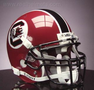 South Carolina Gamecocks 1989 1998 Football Helmet