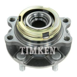 TIMKEN HA590125 Front Wheel Bearing Hub Assy