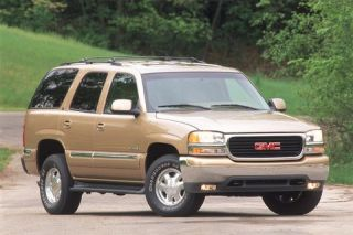 GMC Yukon Denali Factory Service Repair Manual 1998 1999 2000 2001 98