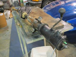 1978 1983 chevrolet GMC truck steering column cruise control good