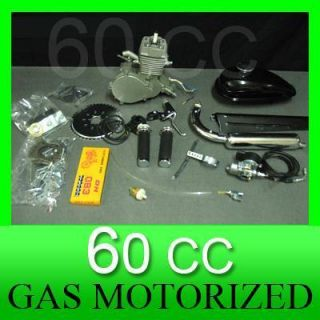 60cc Motor Gas Bicycle Bike Engine Motorized Kit Power Sea 7 8 Weeks