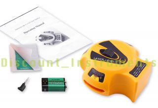 Auto Self Leveling Laser Level Marker 3 Beam Line Plumb