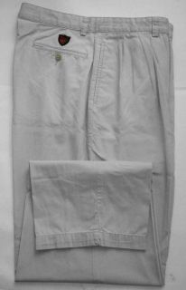 Polo Golf Ralph Lauren Mens Chino Khaki Golf Pants Slacks 33x30