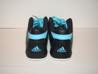 Up for bids is a Adidas Boys/ Girls Basketball Shoes size 5