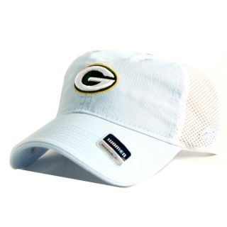 Green Bay Packers Baby Blue Mesh Women Ladies Baseball Cap Hat