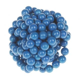 5mm Blue 216 Neodymium Magnet Balls Gift Box Tin