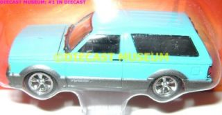 1992 GMC Typhoon Blue Johnny Lightning Forever 5 LQQK
