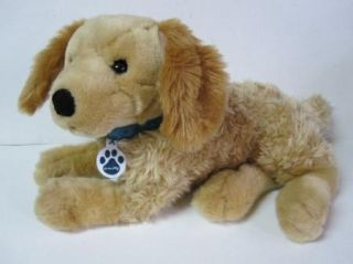 Plush Stuffed Toy Nintendo Golden Retriever Puppy Dog