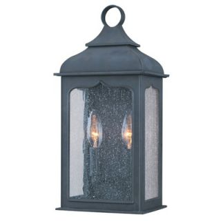 Troy Lighting Henry Street Pocket Lantern in Colonial Iron and Clear