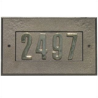 and Letters House Number Signs, Address Numbers Online