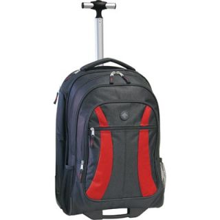 Travelers Club 19 Rolling Backpack   BP 78819 0