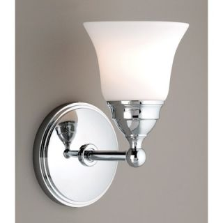 Norwell Lighting Sophie 8.25 One Light Wall Sconce   8581 BN B